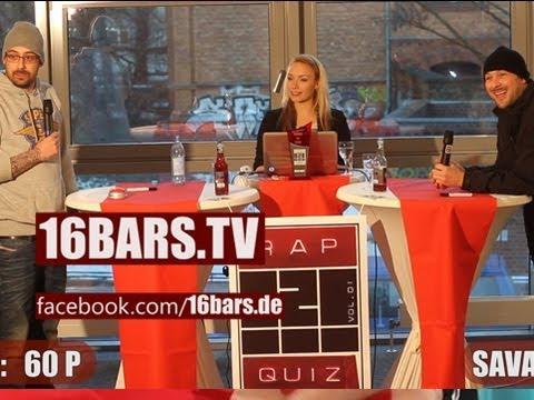 Rapquiz #1: Kool Savas vs sido  (16bars.de)
