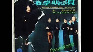 ザ・ワイルド・ワンズThe Wild Ones/若草萌える頃The Day Of Burning Heart(1970年)