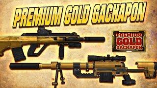 รีวิว 50กล่อง PREMIUM GOLD GACHAPON มากับ 2 ปืนโมเดลใหม่ BY:ทศกัณฐ์