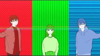 YOASOBI / RGB (「三原色」English Ver.)