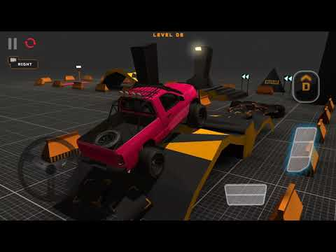 PROJECT OFFROAD Android Car Games GamePlay Jeep Android Game