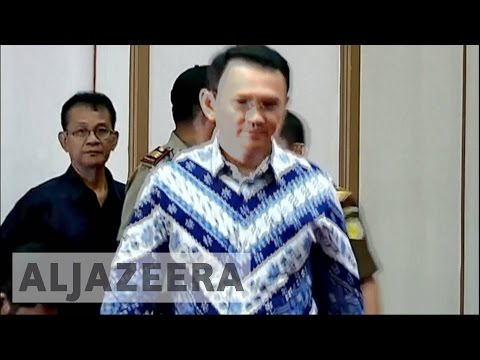 Indonesian governor sentenced to prison for blasphemy