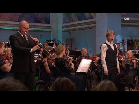 Let the bright Seraphim | boy soprano Aksel Rykkvin (13y), Mark Bennett & KORK