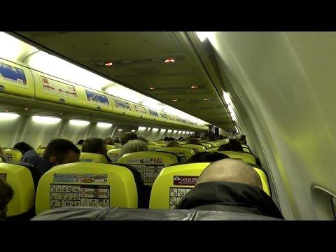 [Tripreport] Bremen - Vilnius ✈ Ryanair Boeing 737-800