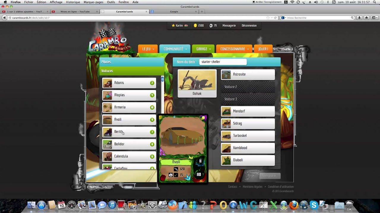 jeu de voiture en ligne multijoueurs youtube. Black Bedroom Furniture Sets. Home Design Ideas