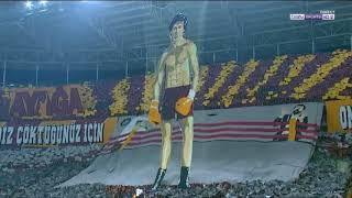 Fransız Spiker Galatasaray Koreografisine Hayran Kaldı