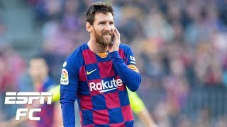 Espn fc's sid lowe, steve nicol and alejandro moreno react to lionel messi's extensive interview about the state of barcelona, neymar, ernesto valverde m...