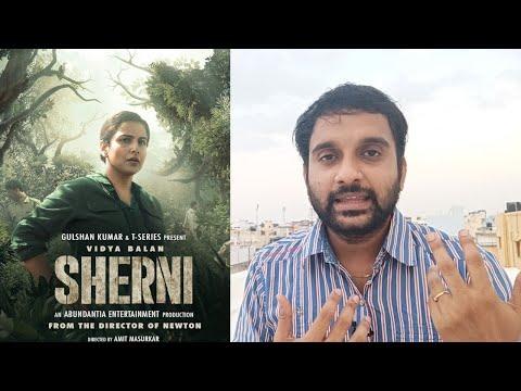 sherni-review-sherni-movie-review-vidya-balan-vijay-raaz-neeraj-kabi-selfie-review