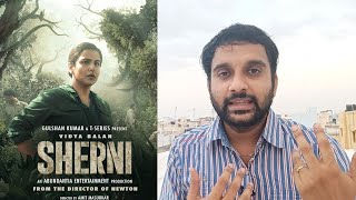 Sherni Review | Sherni Movie Review | Vidya Balan, Vijay Raaz, Neeraj Kabi | Selfie Review