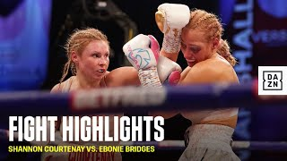 HIGHLIGHTS | Shannon Courtenay vs. Ebonie Bridges