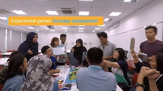 The effects of using games to teach conservation by Dr Cedric Tan