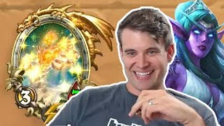 (Hearthstone) Soloing With The Sunshard