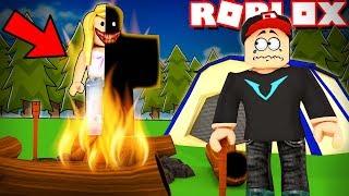 CZY BELLA JEST POTWOREM?! (Roblox Camping Roleplay) | Vito i Bella