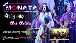 Download lagu ORANG ASING - ANI ARLITA - NEW MONATA - RAMAYANA AUDIO