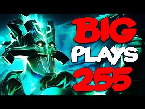 Dota 2 - Big Plays Moments - Ep. 255 thumbnail