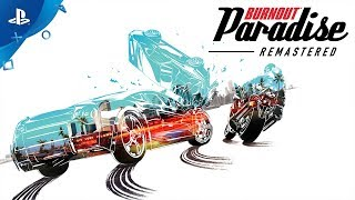 burnout Paradise Remastered - Reveal Trailer  PS4