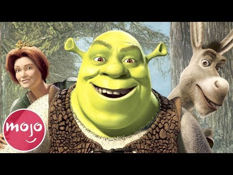Top 10 Greatest Animated Movie Franchises