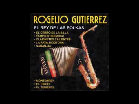 Rogelio Gutierrez - El Rey De Las Polkas (Disco Completo)