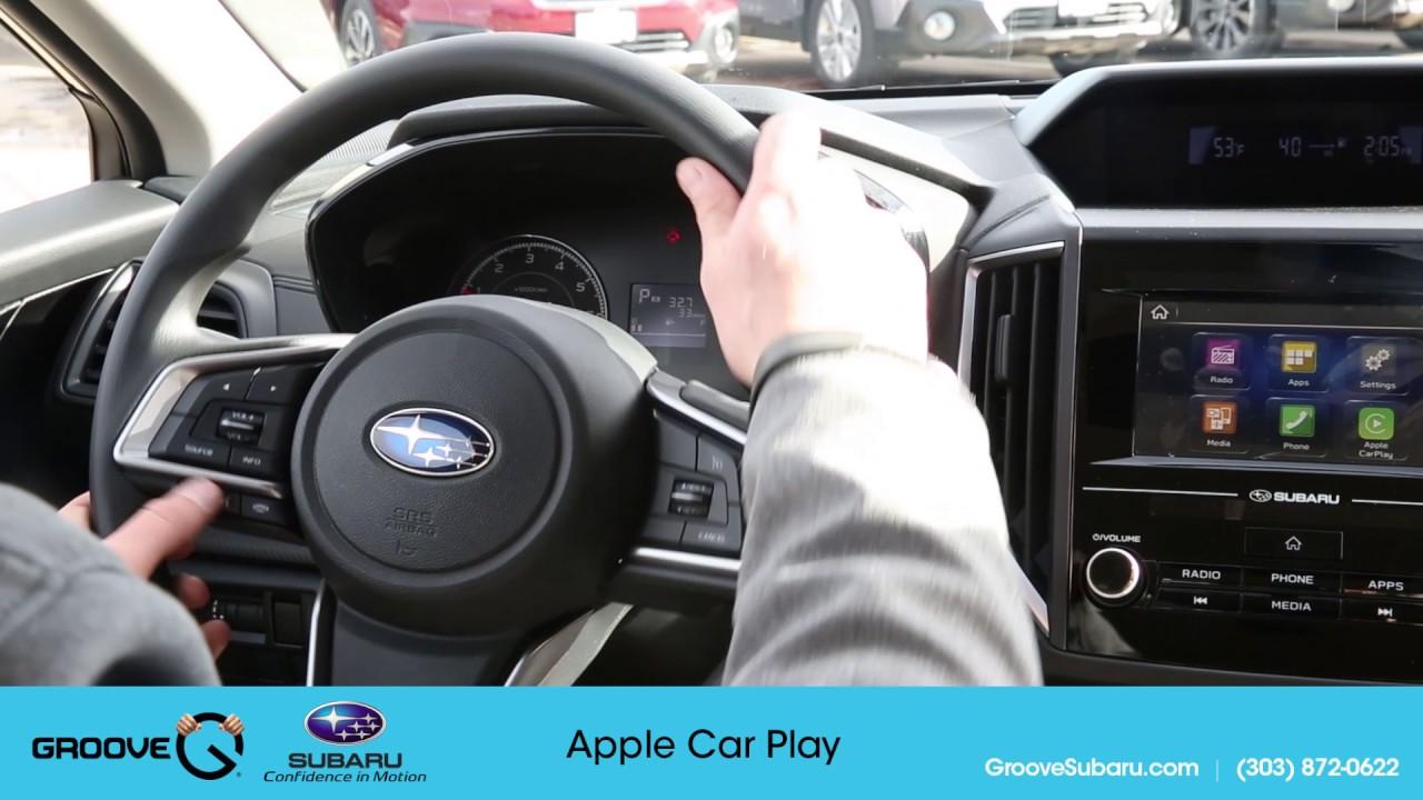Le Car Play Now Available In The Subaru Impreza