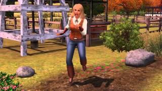 Каталог The Sims 3 «Кино» - первый трейлер