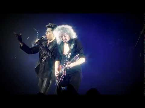 "Queen + Adam Lambert ""The Show Must Go On"" London July/12/2012 - HD Multicamera - Digital Dreams"