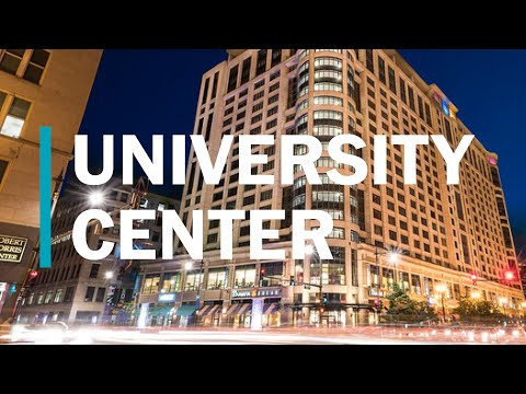 University Center | Columbia College Chicago