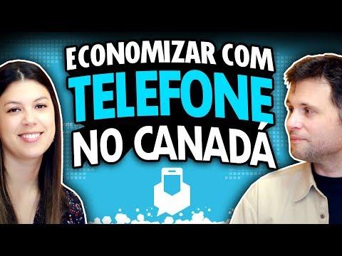 DICAS PARA ECONOMIZAR COM TELEFONE NO CANADÁ - TELEFONIA NO CANADÁ #1