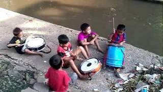 Muhammad RAMDANI drum band supporter