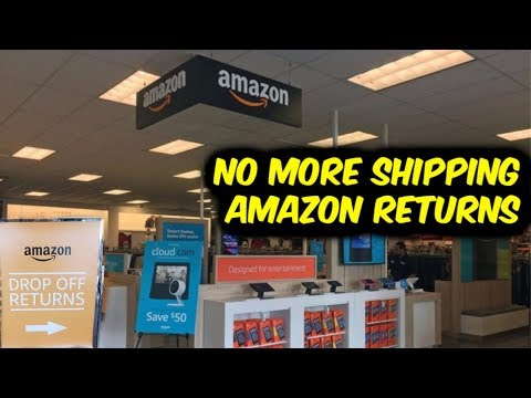 Craig Stevens - Kohl's now accepting Amazon returns, even without a box