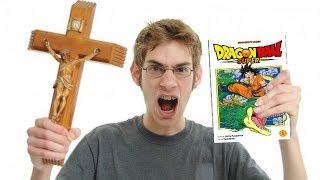 Anime VS Βλάκες Χριστιανούς
