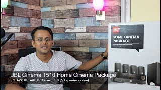 JBL Cinema 1510 Home Theater