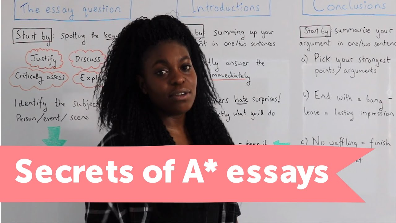 secrets to writing a great essay Writing the common application essay can be tough check out our 6 simple common app essay tips, effective tricks and strategies to help you write a good - no, a great college essay.