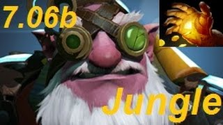 How to Jungle Sniper to a Hand of Midas in Patch 7.06b : DotA 2 Guides