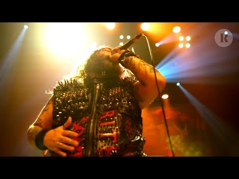 When groove-metal quartet Soulfly descended on New York City's Gramercy Theatre on February 11th to play a headlining set in support of their eleventh album ...