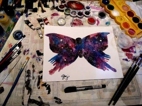 Speed Painting #5: The Vast