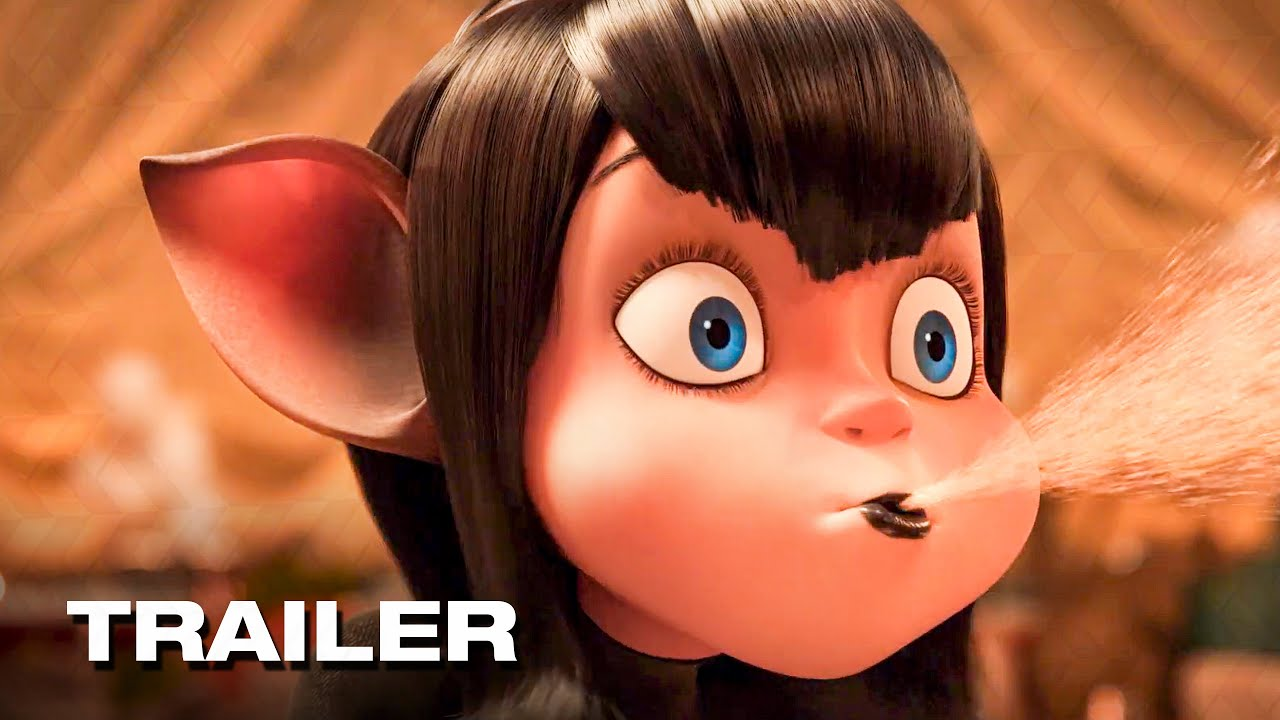HOTEL TRANSYLVANIA 4: TRANSFORMANIA Trailer (2021)