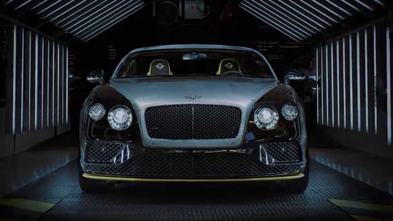 Bentley Continental GT Breitling Jet Series By Mulliner