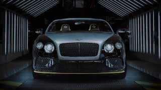 Bentley Continental GT Breitling Jet Series by Mulliner - Behind the Scenes