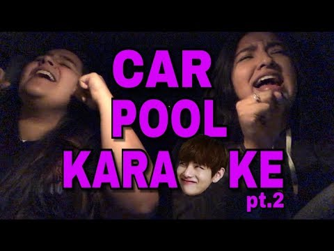 CARPOOL KARAOKE [KPOP EDITION] PT. 2 | KMREACTS