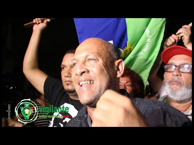 Liberan activistas del Falpo lanzaron excremento a la Suprema