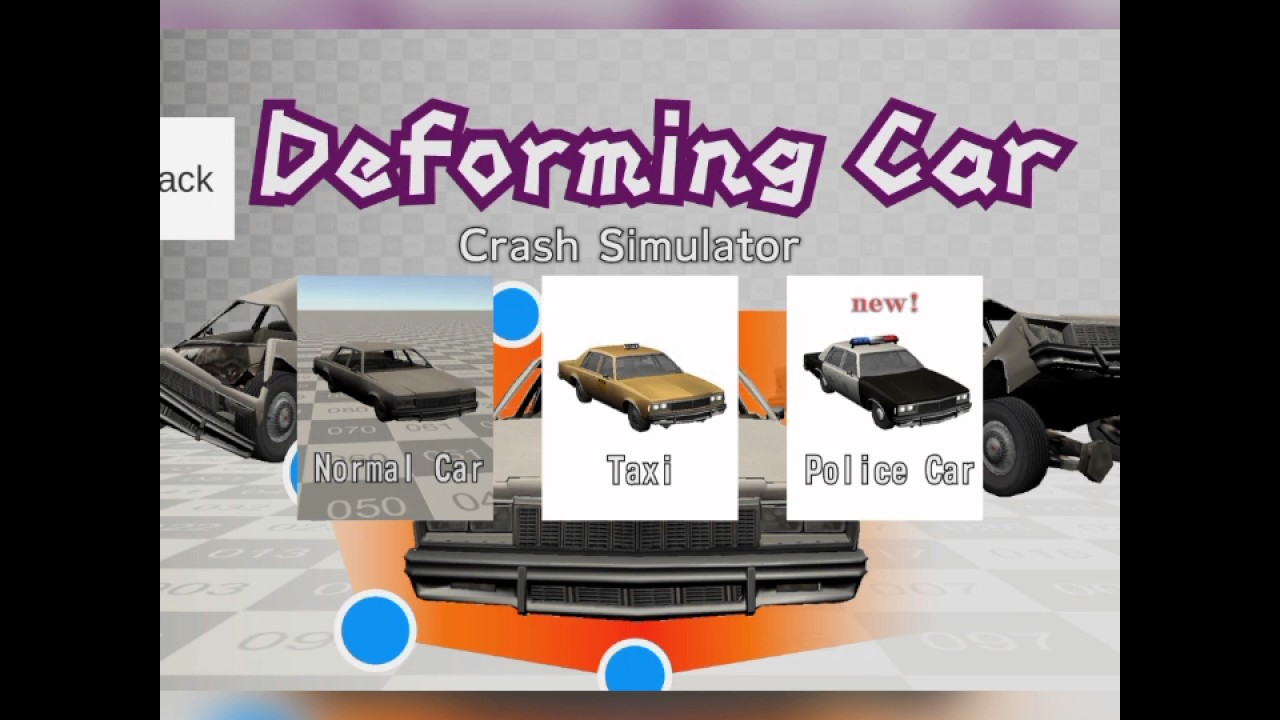 Crash simulator - YouTube