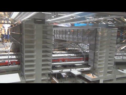 Berlin Hauptbahnhof / Berlin Central Station - 3D Model!