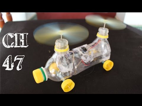 How To Make A CH 47 Chinook Helicopter | Simple Tutorial