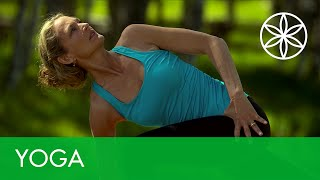 Colleen Saidman Yoga for Weight Loss - Whittle Your Middle | Yoga | Gaiam