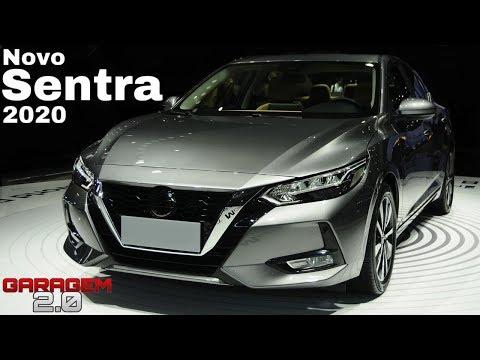 Novo Nissan Sentra 2020 No Brasil - (Garagem 2.0)