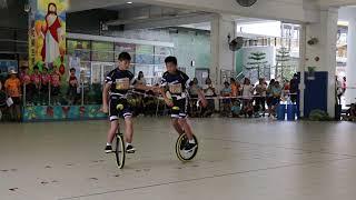 Publication Date: 2019-07-11 | Video Title: 19 香港單輪車花式挑戰賽男子雙人花式亞軍