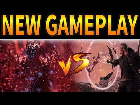 NEW Devil May Cry 5 GAMEPLAY and Dante Trailer Analysis   E3 2018 Trailer Breakdown
