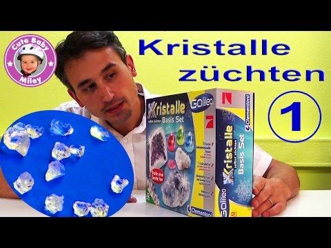 kristalle-selbst-züchten-basis-set-galileo-pro7-clementoni-test-experiment-teil-1---kinderkanal