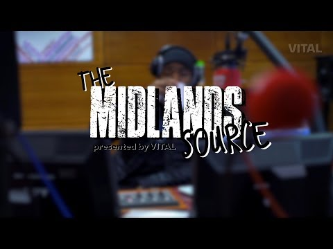 VITAL - BBC WM Radio Freestyle [The Midlands Source] @VITAL0