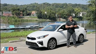 2019 Kia Forte Review & First Drive!